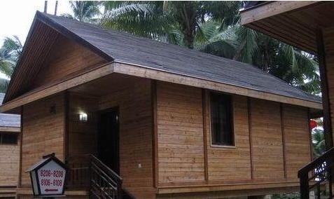 防腐木木屋木结构时需要考虑怎样的构造防腐措施