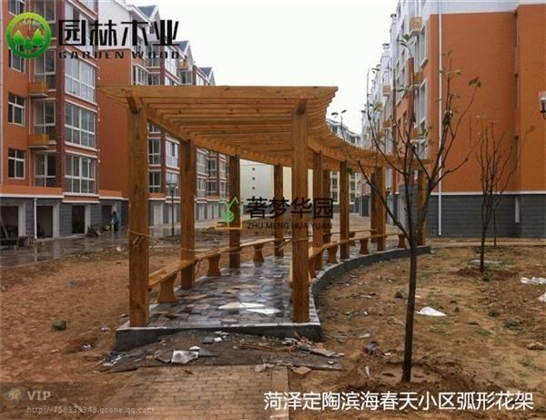 如何减少防腐木开裂的情况(一)