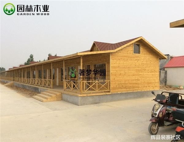 要延长河南防腐木使用寿命要注意它的维护和铺设方法
