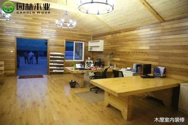 防腐木单体木别墅有哪些特点呢