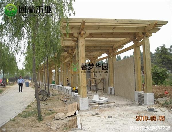 防腐木木屋和钢结构房屋的区别(一)