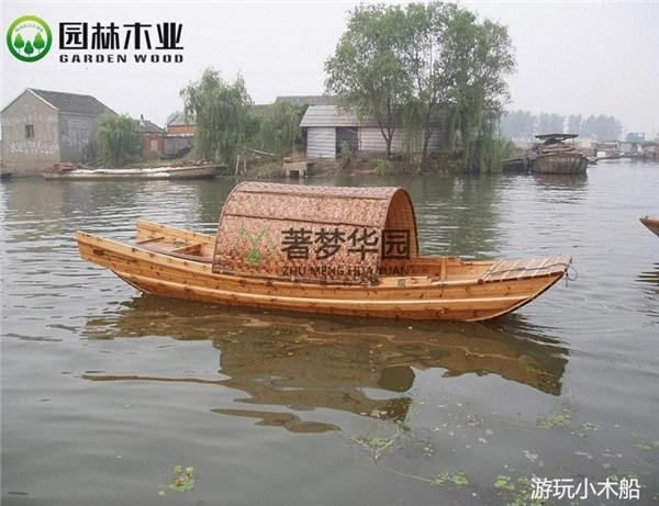 景观船是如何选材的呢