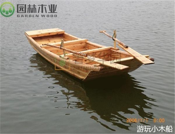 湖北景观木船