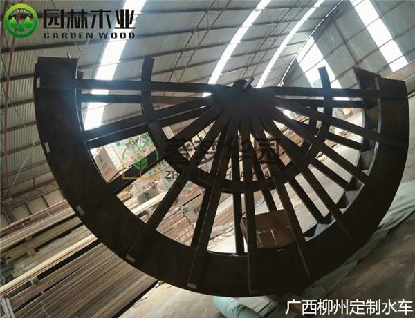 防腐木水车厂家