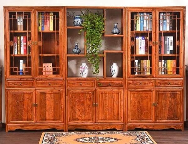 中式实木柜子