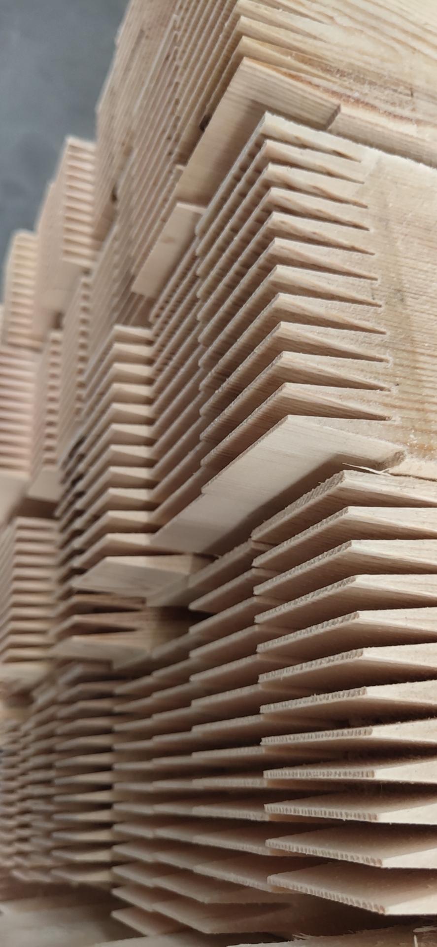 胶合木在木结构中使用的优越性